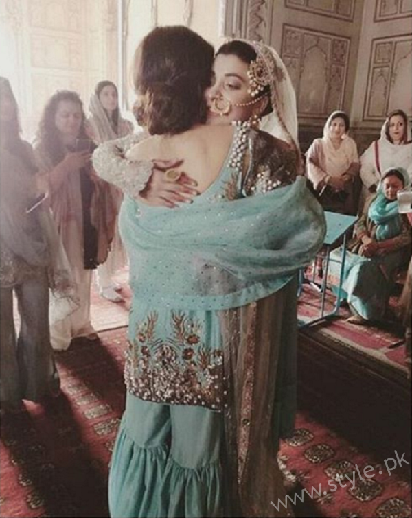 Urwa Hocane and Farhan Saeed Nikkah 01
