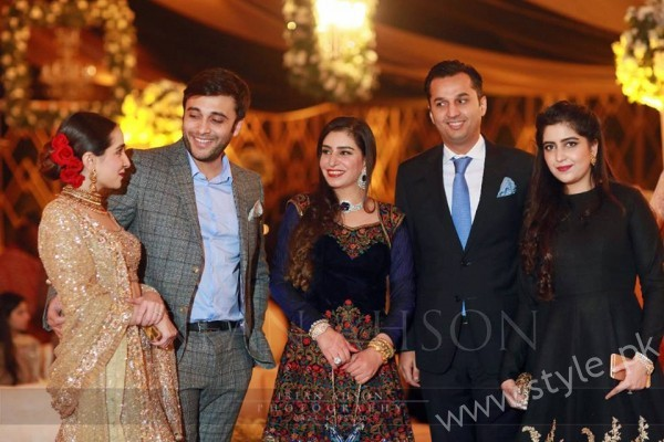Wedding of Malik Riaz's Grand Daughter (1)