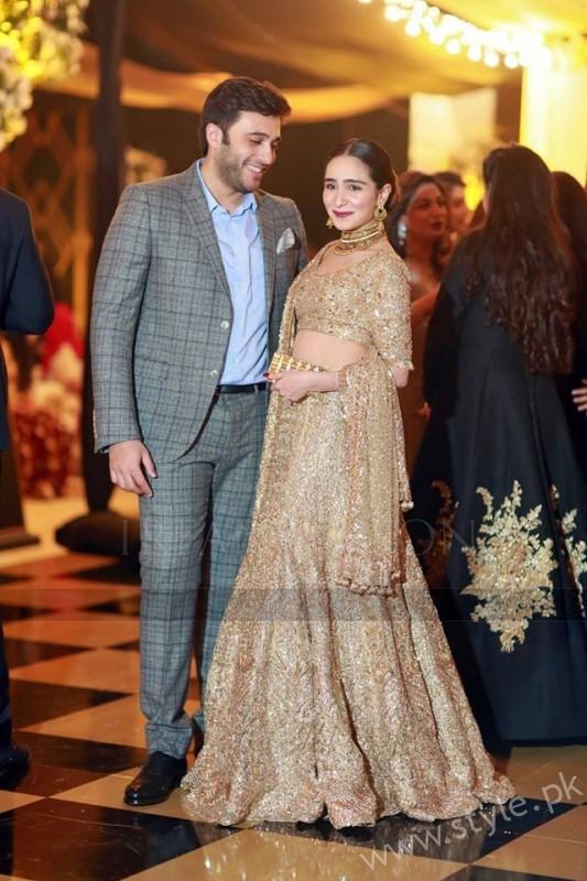 Wedding of Malik Riaz's Grand Daughter (10)
