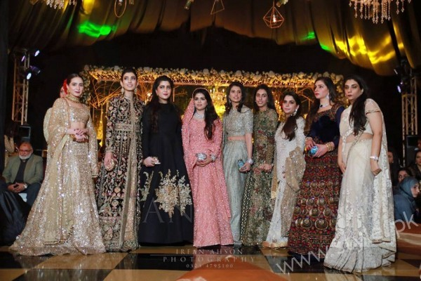 Wedding of Malik Riaz's Grand Daughter (14)