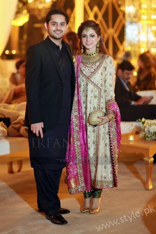 Wedding of Malik Riaz's Grand Daughter (4)