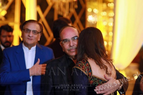 Wedding of Malik Riaz's Grand Daughter (9)