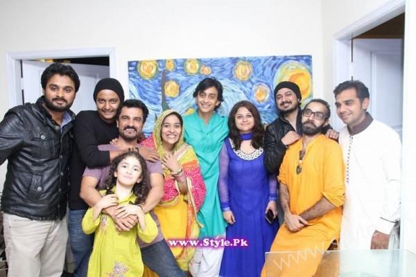 Yasra Rizvi Mehndi Pictures (9)