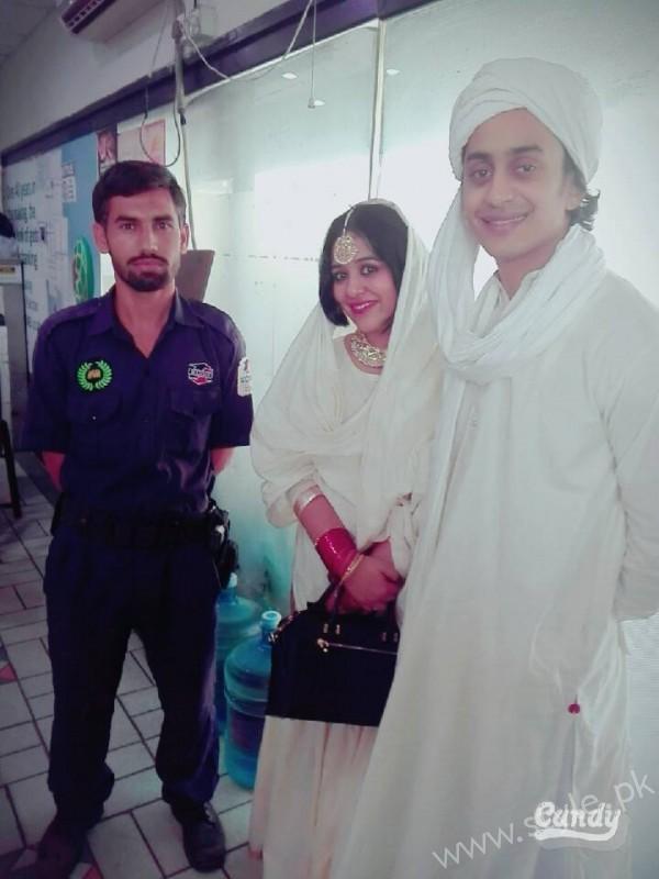 Yasra Rizvi Nikkah Pictures