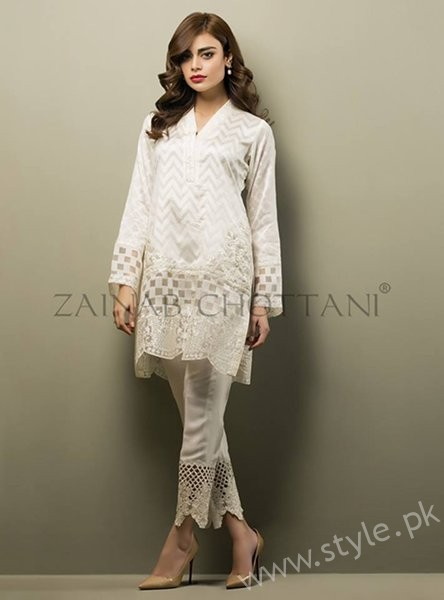 Zainab Chottani Winter Dresses 2016-2017 For Women 003