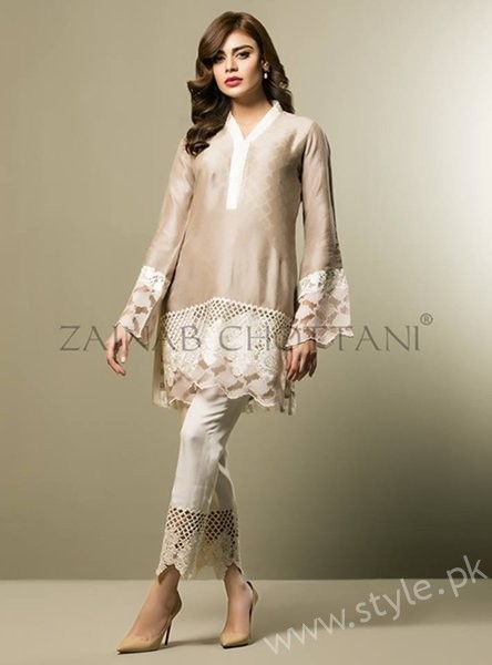 Zainab Chottani Winter Dresses 2016-2017 For Women 005