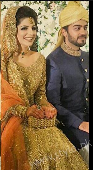 Ahmad Zed, Ahmad Zeb Wedding  (1)