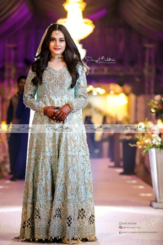 Aiman Khan Muneeb Butt Photoshoot on Engagement (8)