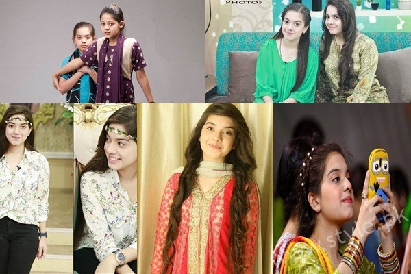 Arisha Razi's Profile, Pictures, Dramas and Movies