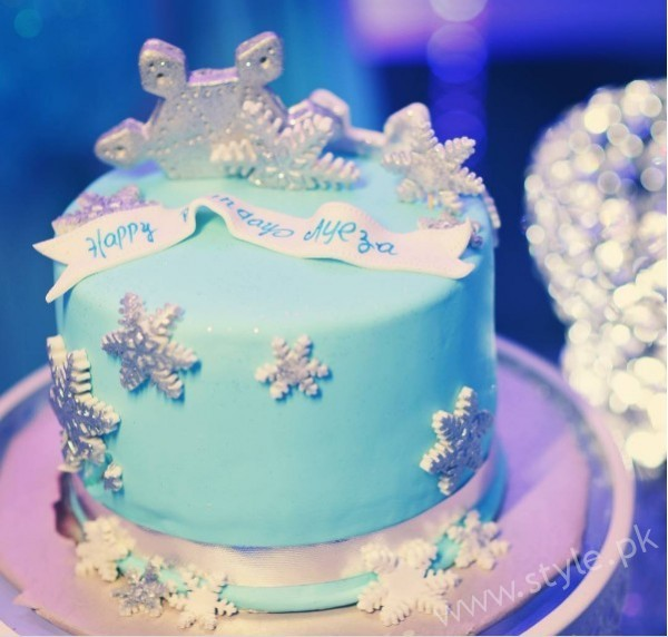 Ayeza Khan's Birthday Celebration (2)