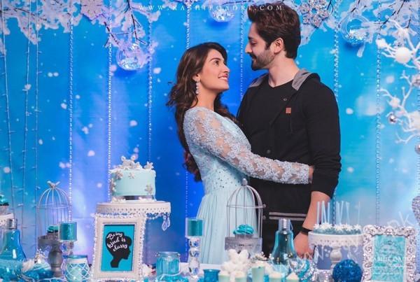 Ayeza Khan's Birthday Celebration (3)