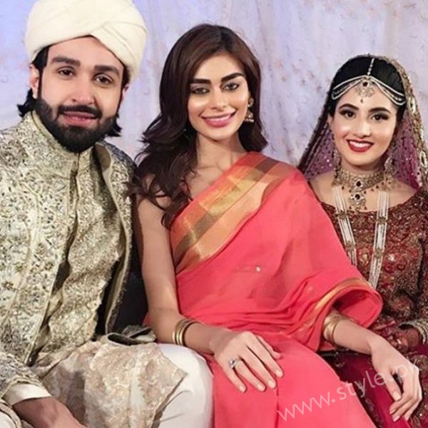 pakistani actor azfar rehman got married