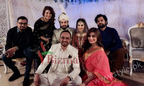 Azfar Rehman Marriage Pics