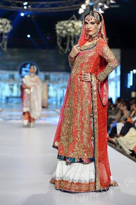 Banarsi Gharara Pakistani Brides (7)