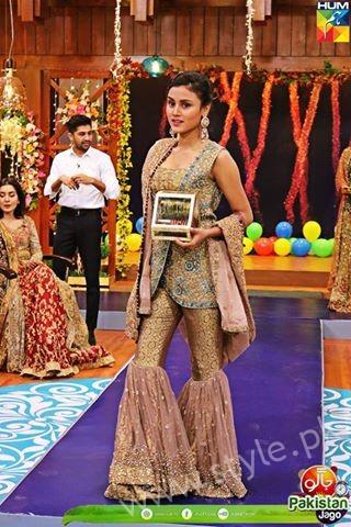Bridal Fashion Trends in Pakistan dispalyed at Jago Pakistan Jago (12)