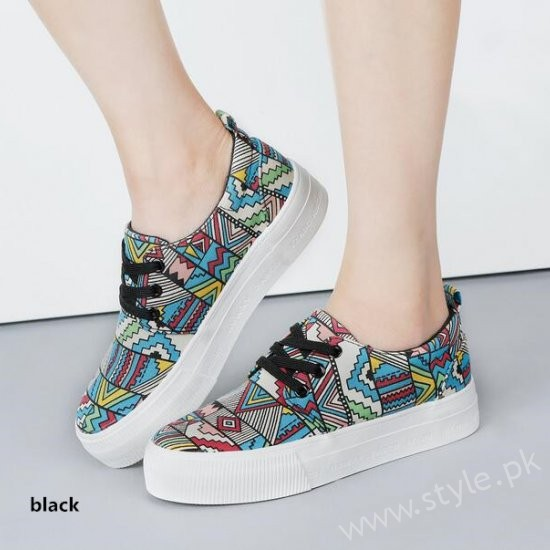 Canvas Shoes for Men, Women and Girls in Pakistan (2)