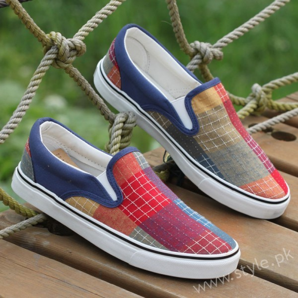 Canvas Shoes for Men, Women and Girls in Pakistan (9)