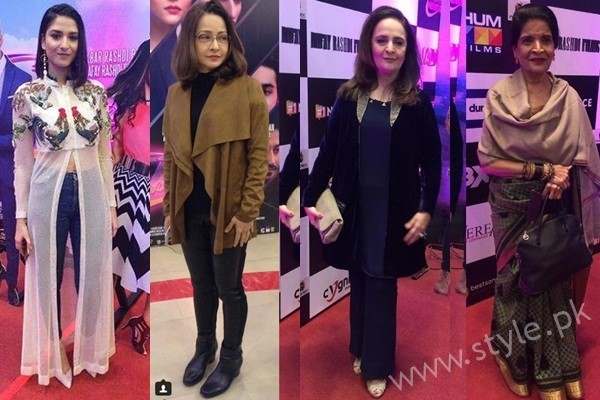 See Celebrities at Premiere of Thora Jee Le