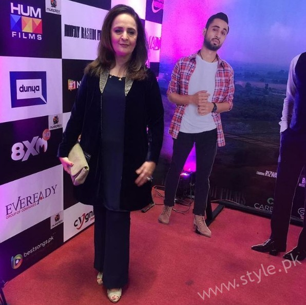 Celebrities at Premiere of Thora Jee Le (15)