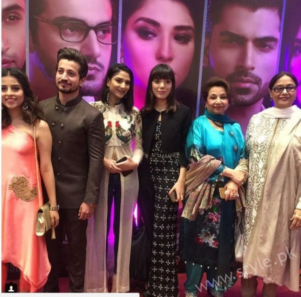Celebrities at Premiere of Thora Jee Le (8)