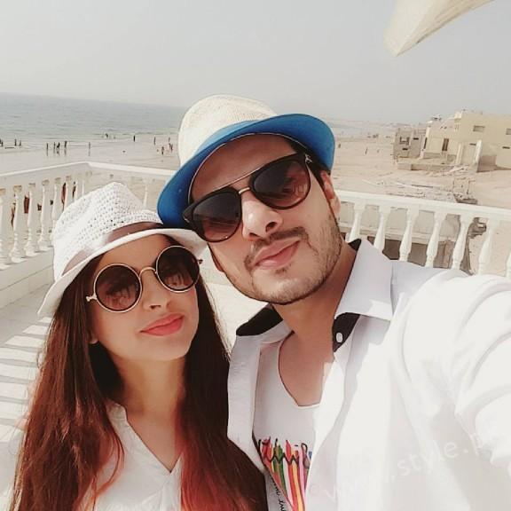 Fatima Effendi and Kanwar Arsalan are vacationing in Dubai (11)