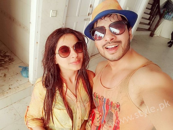 Fatima Effendi and Kanwar Arsalan are vacationing in Dubai (12)