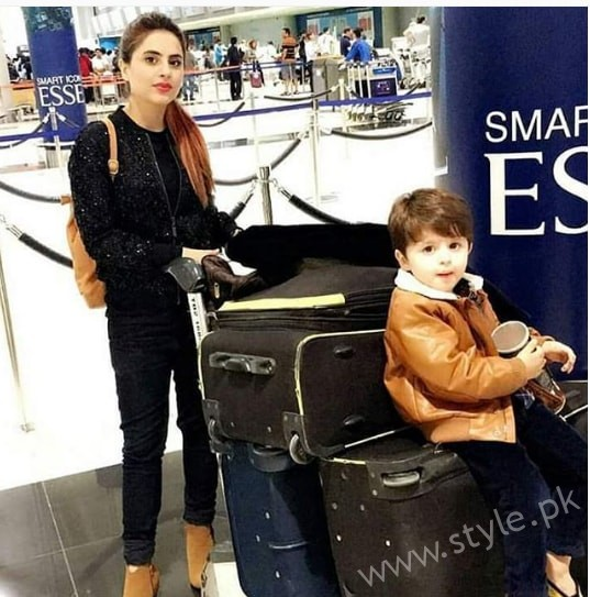 Fatima Effendi and Kanwar Arsalan are vacationing in Dubai (14)