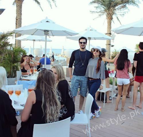 Fatima Effendi and Kanwar Arsalan are vacationing in Dubai (18)