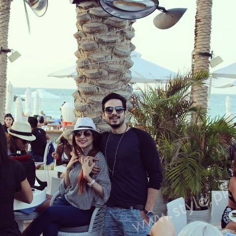 Fatima Effendi and Kanwar Arsalan are vacationing in Dubai (19)