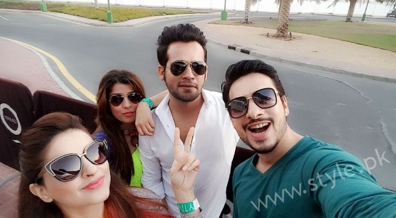 Fatima Effendi and Kanwar Arsalan are vacationing in Dubai (3)