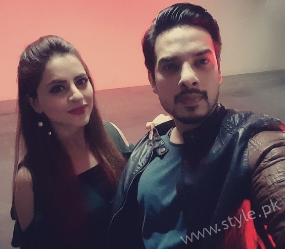Fatima Effendi and Kanwar Arsalan are vacationing in Dubai (5)