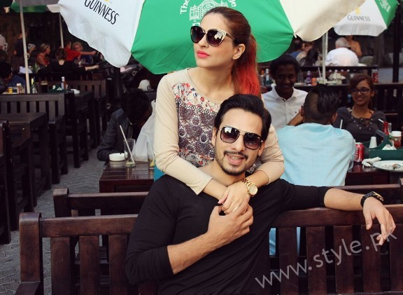 Fatima Effendi and Kanwar Arsalan are vacationing in Dubai (7)