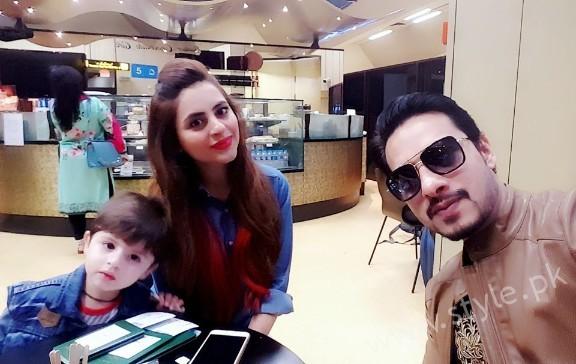 Fatima Effendi and Kanwar Arsalan are vacationing in Dubai (8)