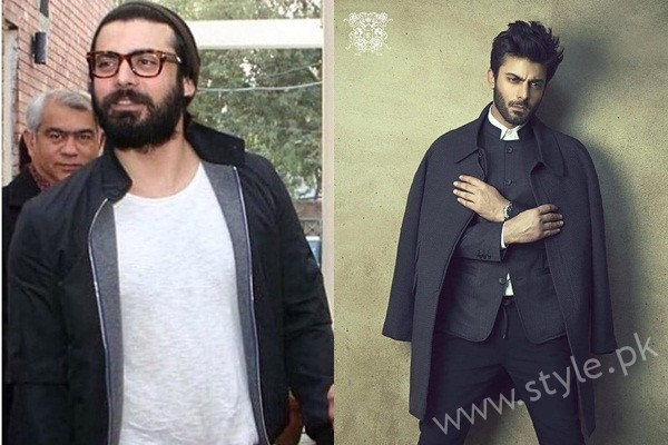 See Fawad Khan's Transformation from Fit to Fat