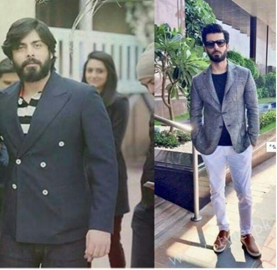 Fawad Khan's Transformation from Fit to Fat (2)