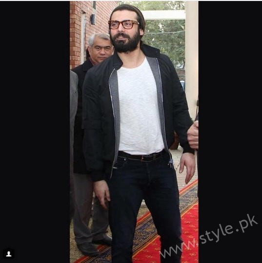 Fawad Khan's Transformation from Fit to Fat (5)