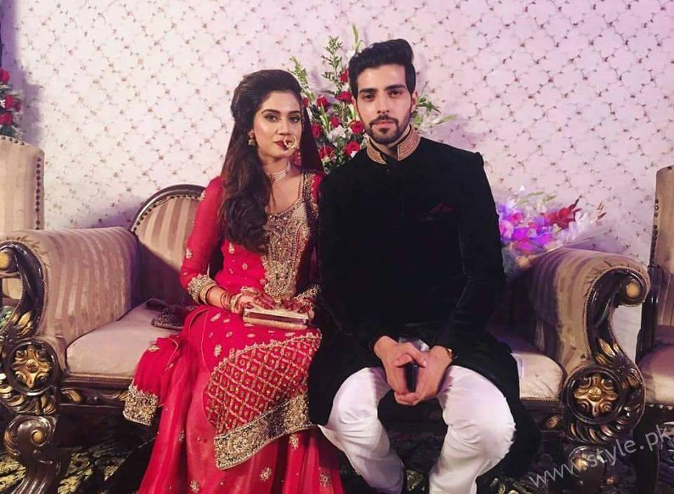 Furqan Qureshi and Sabrina Naqvi- Baraat