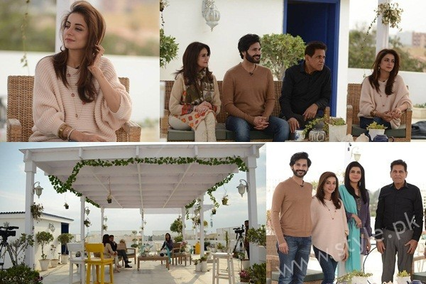 See Good Morning Pakistan visited Sarwat Gilani's home