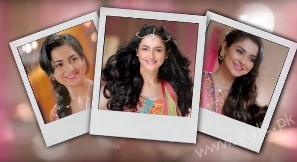 Hania Aamir In Sunsilk TVC