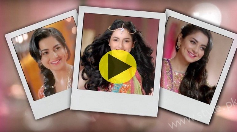 Hania Aamir Tells How To Style Your Hair This Wedding Season In