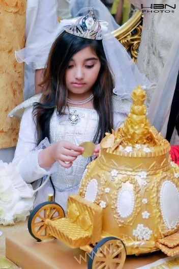 Javeria Saud's Daughter Jannat's Birthday Pictures  (5)