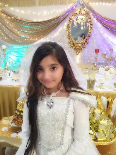 Javeria Saud's Daughter Jannat's Birthday Pictures  (7)