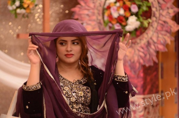 Kon Bane Gi Humayun Asraf Ki Dulhan Special Show in Good Morning Pakistan (12)