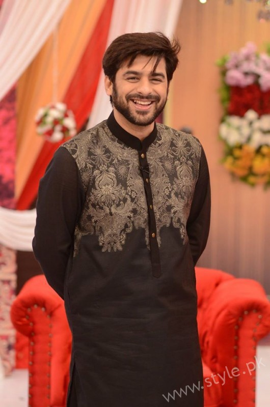 Kon Bane Gi Humayun Asraf Ki Dulhan Special Show in Good Morning Pakistan (3)