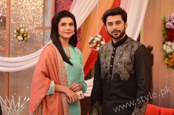 Kon Bane Gi Humayun Asraf Ki Dulhan Special Show in Good Morning Pakistan (4)
