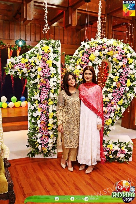 Kubra Khan Sarah Khan Iqra Aziz And Sonya Hussain At 12