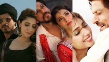 See Mahira Khan and Shahrukh Khan's Chemistry in Raees gives us Major Love Goals