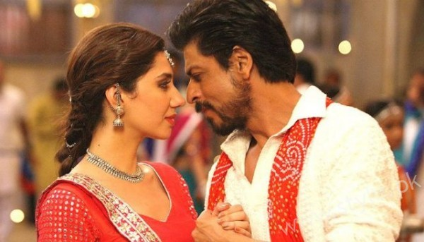 Mahira Khan and Shahrukh Khan's Chemistry in Raees gives us Major Love Goals (2)