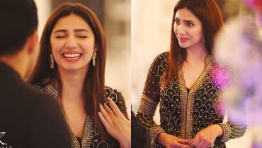 See Mahira Khan at a Recent Wedding
