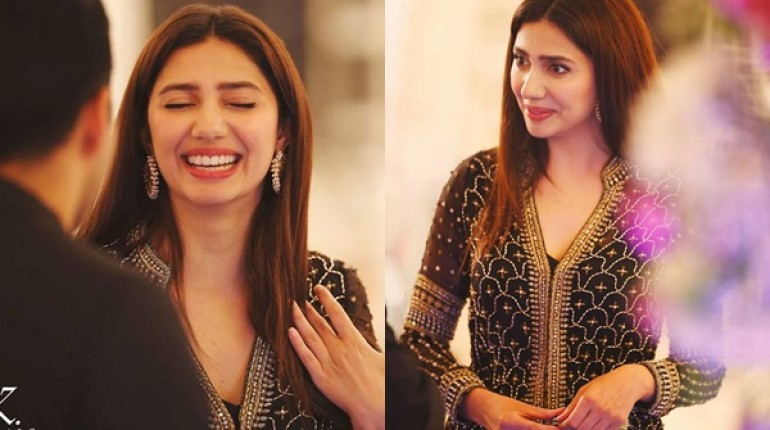 See Mahira Khan At A Recent Wedding